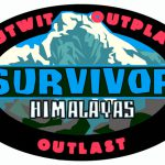 Survivor Himalayas Logo Wallofstars