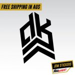 Symbol Jdm Car Sticker Decal