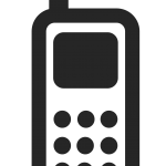 Telephone Clipart Mobile Logo Pencil