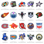 Top Nhl Logos All Time