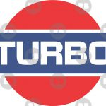 Turbo Logo Stickers Apexfibers