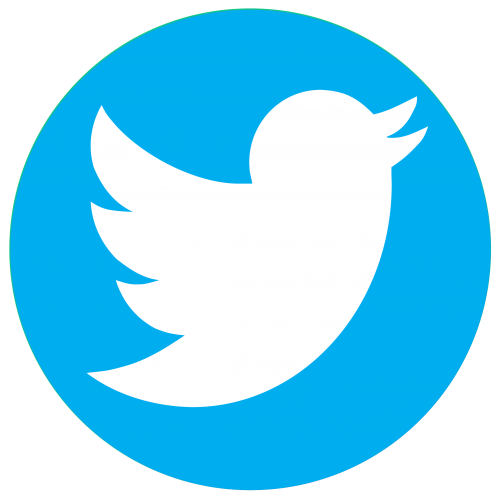 Twitter Round Logo Transparent Check