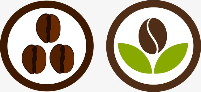 Two Coffee Logo Vector Creative