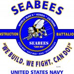 United States Navy Seabees Build Fight Can Emblem Shirt