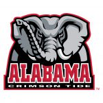 University Alabama Tire Shade Cover Elephant Logo