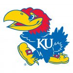 University Kansas Spare Tire Cover Jayhawks