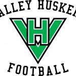 Valley Huskers Official Escorts Sticky Hedge Hog During Chilliwack