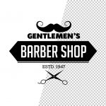 Vintage Barber Shop Logo Templates Psd Freebies Graphic Design