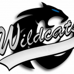 Wildcat Clipart Logo Pencil