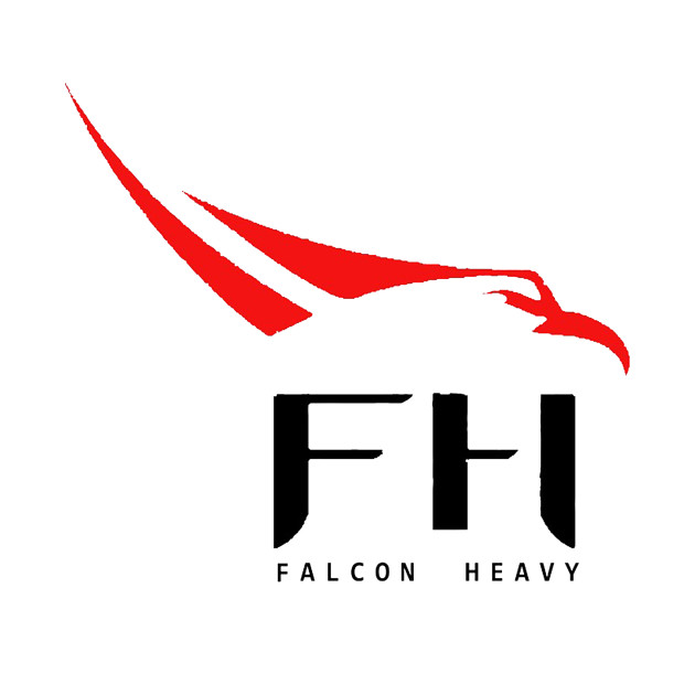 Spacex Falcon Heavy Logo